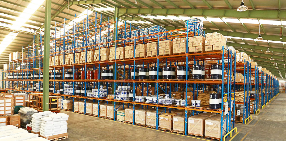 Logistics Solution Dunia Express Transindo Warehouse And Trucking In Jakarta